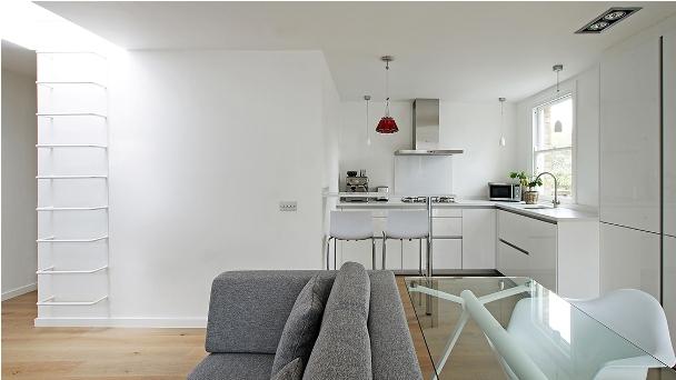 Reforma de un piso en Fulham, Londres - dom - arquitectura